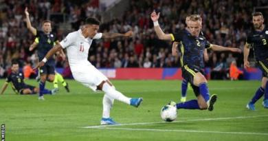 England 5-3 Kosovo: Kane and Sterling score for hosts 4