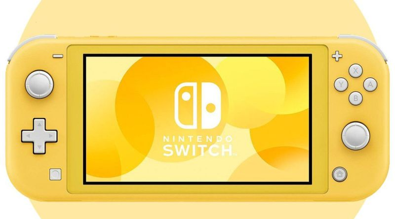 The Nintendo Switch Lite Is Exactly What Gaming Needs Right Now 4