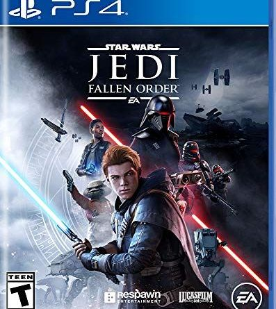 The Official Star Wars Jedi: Fallen Order Launch Trailer Just Revealed a Double-Sided Lightsaber 5