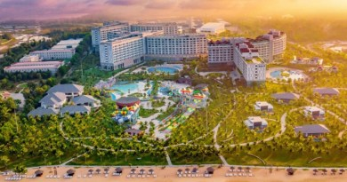 Vinpearl Convention Centre Phu Quoc prepares for World Travel Awards arrival 2