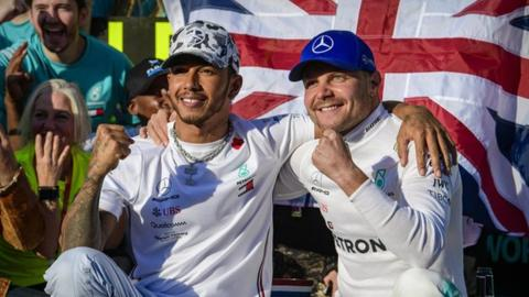 Lewis Hamilton: World champion 'doesn't know how I'm meant to feel' 1