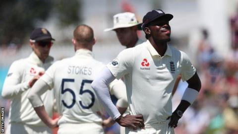 Jofra Archer: England bowler subjected to 'racial insults' during New Zealand defeat 1