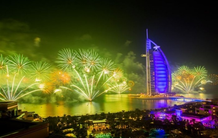 Dubai prepares for New Year's Eve extravaganza 2
