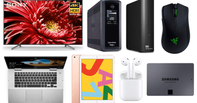 ET Deals: CyberPower 815W UPS For $99, WD Elements 4TB External HDD Just $79, Lowest Price on Apple AirPods 2