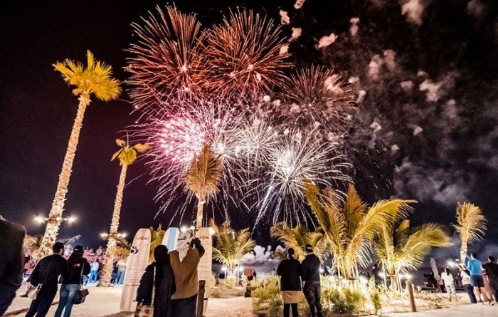 Fireworks galore for Dubai Shopping Festival 12