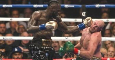 Wilder v Fury II: Tyson Fury will be worried by first-fight knockdowns, says Deontay Wilder 3