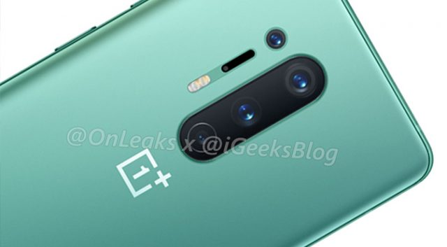 OnePlus 8 and 8 Pro Leak With Stunning Green Color, 5G Support 7