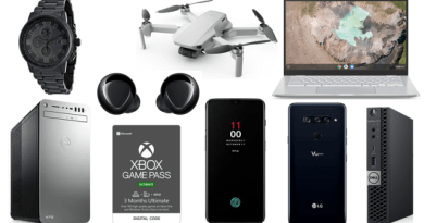 ET Weekend Deals: One Plus 6T Just $299, $30 Off Samsung Galaxy Buds+, DJI Mavic Mini Fly More Combo Bundle Only $499 3