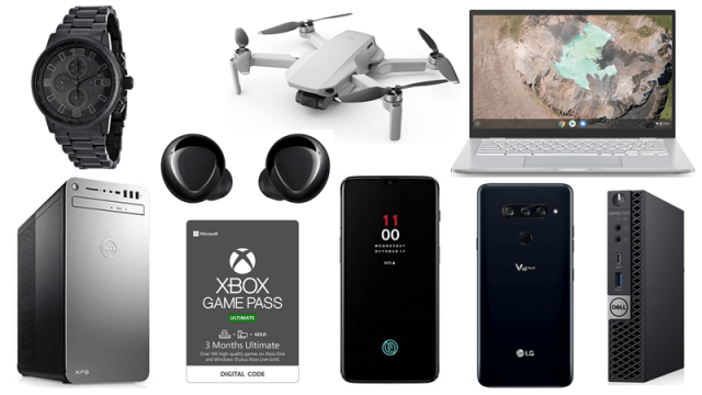 ET Weekend Deals: One Plus 6T Just $299, $30 Off Samsung Galaxy Buds+, DJI Mavic Mini Fly More Combo Bundle Only $499 16