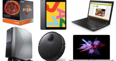 ET Early Memorial Day Deals: $100 Off Apple iPad, $300 Off 2019 MacBook Pro, Extra Savings on Lenovo and Dell PCs 4