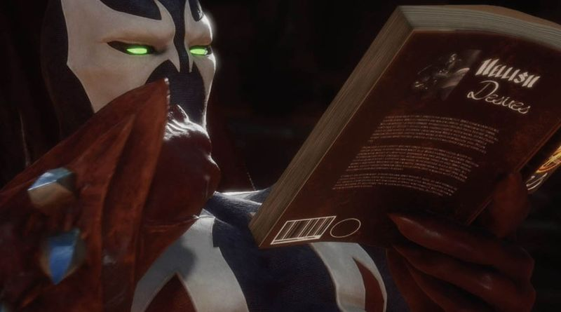 Exclusive: See Spawn's 'Friendship' Finisher from the Mortal Kombat 11: Aftermath Expansion 4