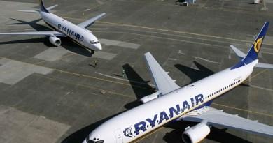 Ryanair reports sharp losses for first quarter 4