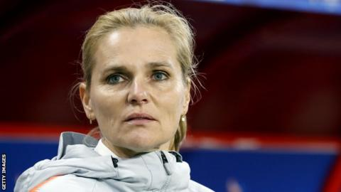England women: Sarina Wiegman to succeed Phil Neville in September 2021 5