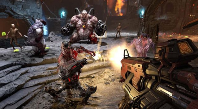 Bethesda Pledges Next-Gen Versions of Doom Eternal, Elder Scrolls Online Will be Free to All PS4, Xbox One Owners 2