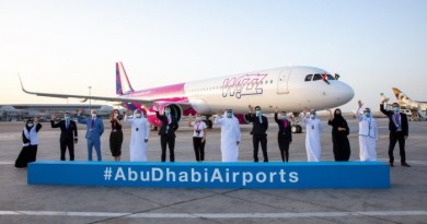 Wizz Air Abu Dhabi welcomes first A321neo to fleet 4