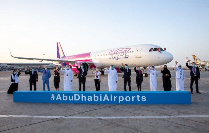Wizz Air Abu Dhabi welcomes first A321neo to fleet 1