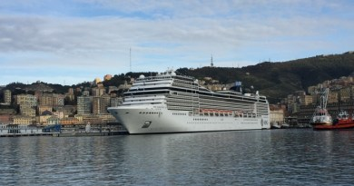 MSC Magnifica returns to service in Europe 2