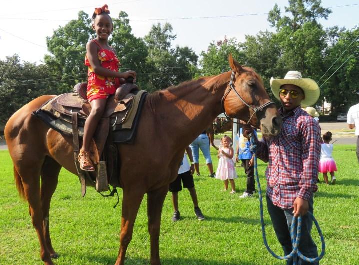 Horseback Riding at NSJ