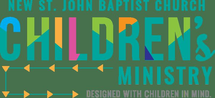 NSJ Children's Ministry Logo