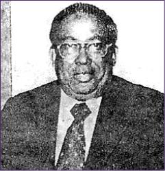 Rev. Dr. Leo E. Billoups