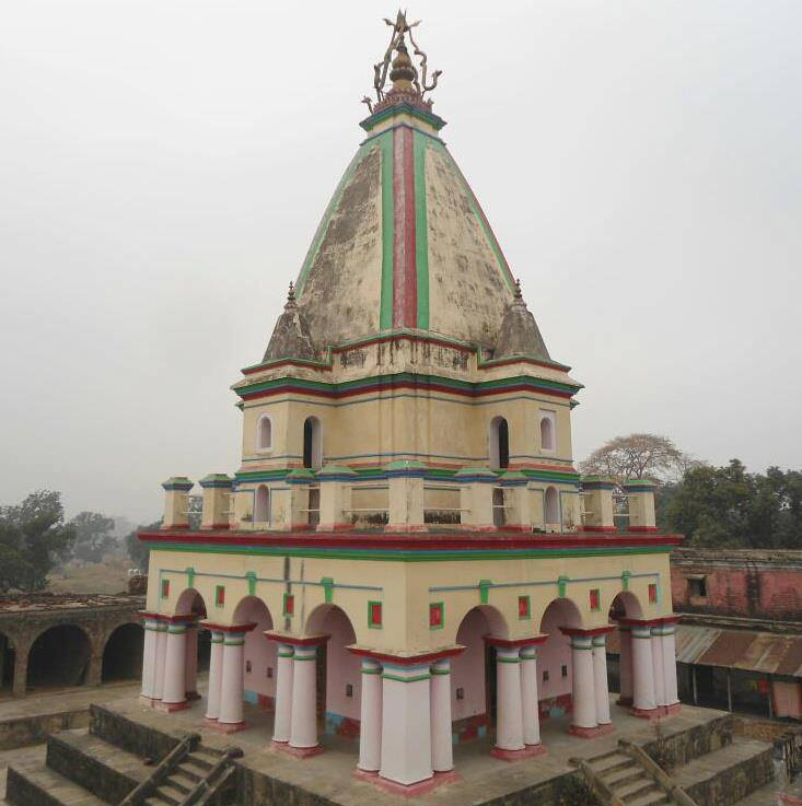 ऐतिहासिक स्थलः बाराको सिम्रौनगढ