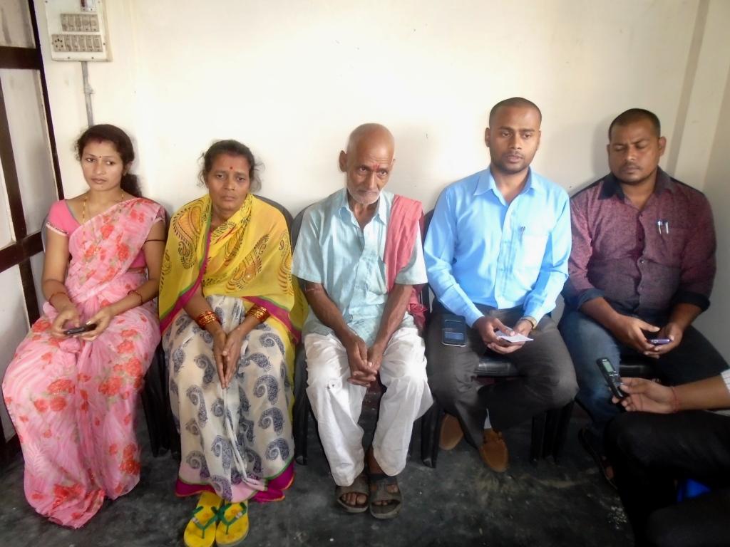 हत्यारालाई कानूनी दायरामा ल्याइयोस्ः पीडित परिवार