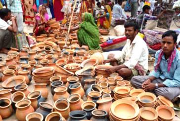 चौरचनमा फस्टायो कुम्हारहरुको व्यापार