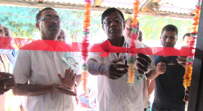 मयनाकडेरीमा सहकारी संस्था स्थापना
