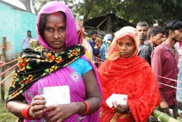 छिन्नमस्ता गापाः शान्तिपूर्ण रुपमा मतदान जारी (भिडिओसहित)