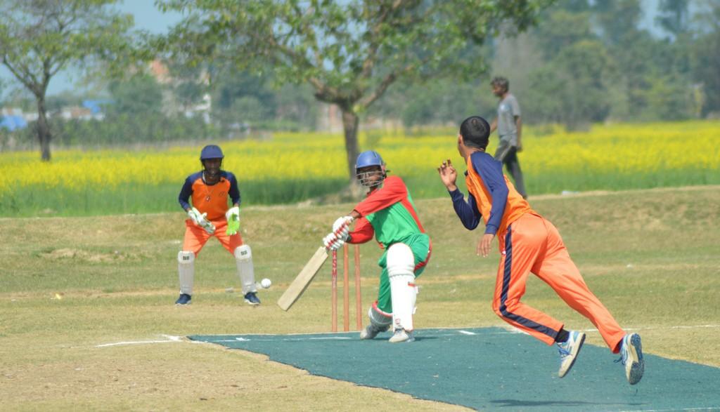 गजेन्द्र नारायण सिंह क्रिकेटको पाँचौ दिनः कोईलाडि र को.बर्साइन विजयी