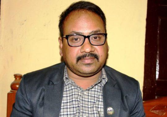 विदेश्वरप्रसाद यादव'विक्की', जनता आवास कार्यक्रम सप्तरी संयोजक एवं प्रदेशसभा सदस्य