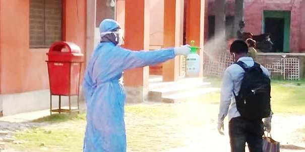 हटैलका युवकको दोस्रो पटकको रिपोर्ट नेगेटिभः अब तेस्रो रिपोर्टको प्रतिक्षा