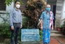 हत्याका फरार आरोपी आफै पुगे प्रहरी कार्यालय
