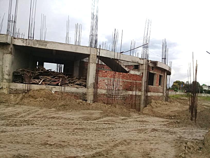 राजबिराज बसपार्क निर्माण कार्य अधुरै, सरोकारवाला मौन
