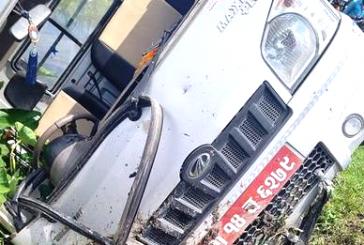 सवारी दुर्घटनामा एक ३७ बर्षीय युवाको मृत्यु
