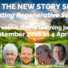 Registration Now Open! Living the New Story Series 2: Cultivating Regenerative Societies