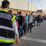 Les marocains rapatriés