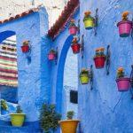 Ville bleue