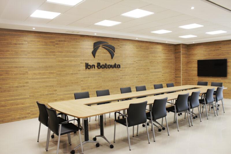 Ibn Battouta salle de réunion