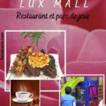 Le restaurant et le parc