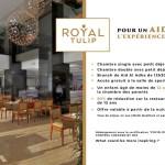Le Royal Tulip City Center Tanger vous