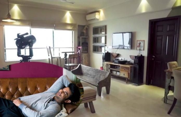 sushant-mumbai-house-