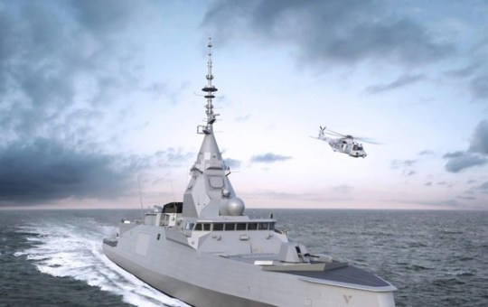 Nigerian Navy To Build Warships For export To Other Countries