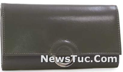 Luxury RFID CATWALK COLLECTION Ladies Leather Wallet