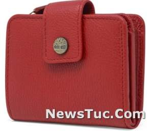 RFID Billfold Small Timberland Ladies Leather Wallet