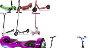 Top High Speed Electric Scooters