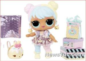 Unbox BIG size Bon Baby For 4 - 14 Years Baby Toy Doll