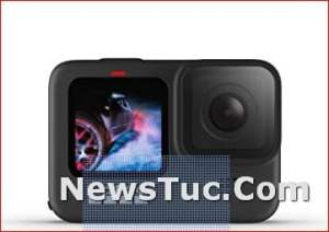 LCD and Touch Rear Screens GoPro Black Waterproof Action Camera