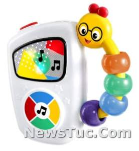 Take Along Tunes Baby Einstein Ages 3 months Take Musical Toy