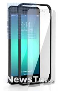 Tempered Glass Film, 2-Pack Screen Protector